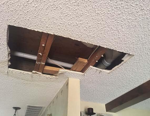 before ceiling