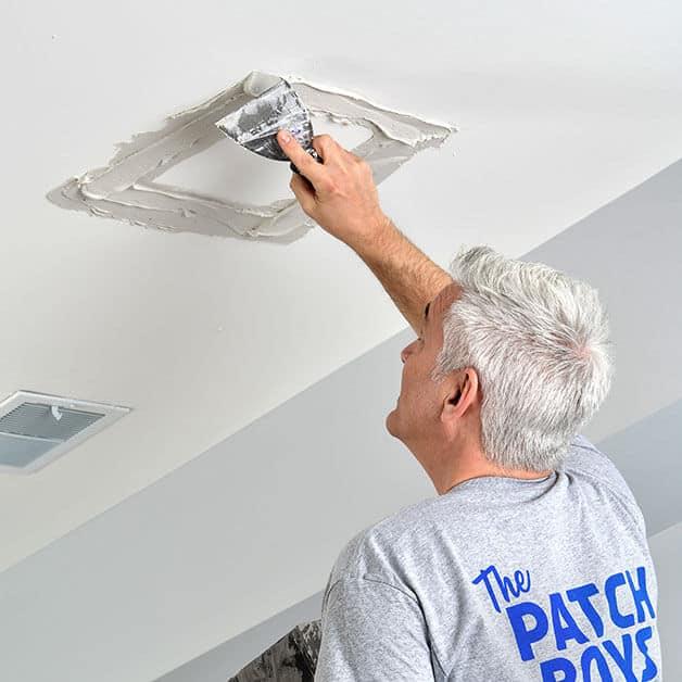 Plaster-Repair